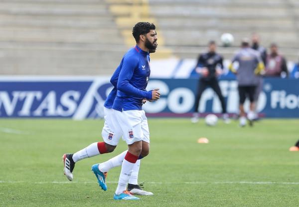 Rodolfo: na mira do Fluminense