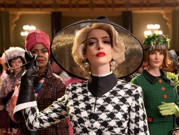 Veja O Trailer De Convencao Das Bruxas Remake Protagonizado Por Anne Hathaway Bem Parana