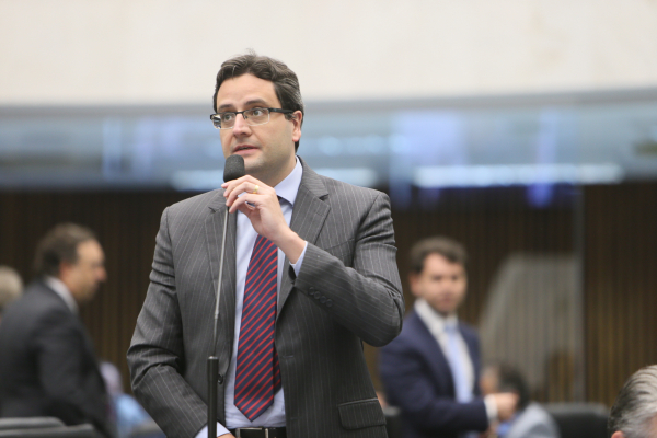 Marchese: deputado reclamou de inclusão de projetos na pauta sem aviso prévio