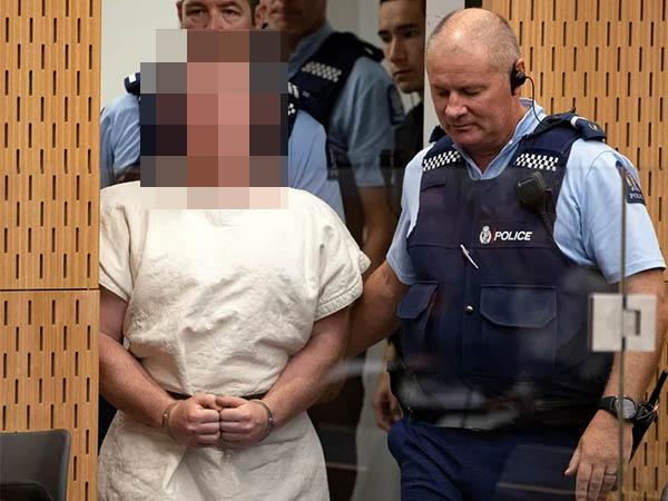 O australiano Brenton Harrison Tarrant: acusado formalmente