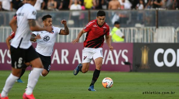 Cittadini em ação pelo Athletico