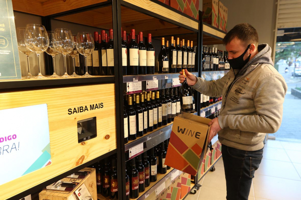 Wine teve reflexo nas vendas e na captação de clientes