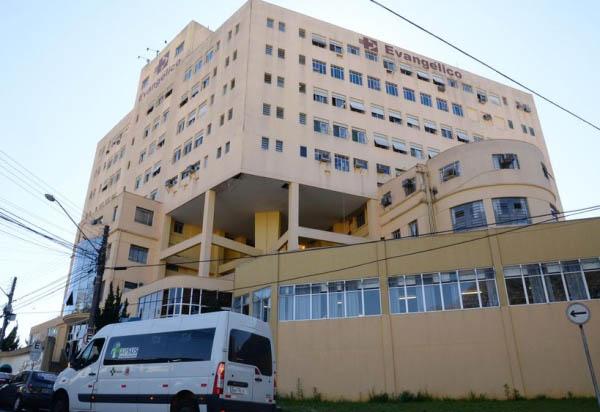 O hospital Evangélico
