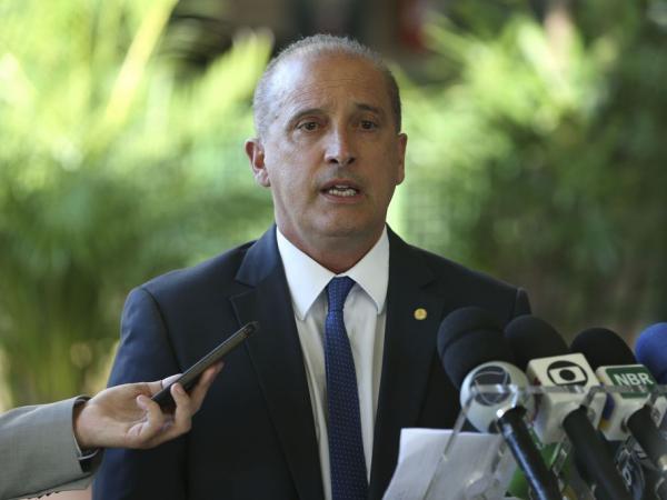 Onyx: Bolsonaro se equivocou