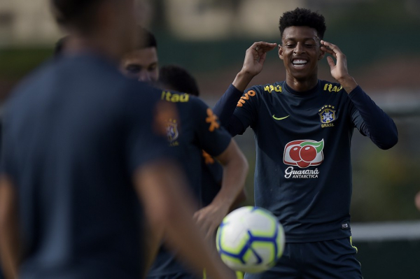 Robson Bambu: ele rendeu R$ 48 milhões ao Athletico