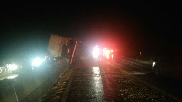 Dois acidentes graves complicam retorno do Litoral do Paraná