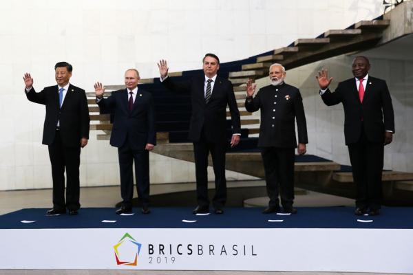 Líderes do Brics anunciam acordos para fortalecer bloco