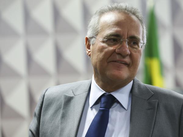"""Calheiros: """"Ele não pode ser investigado nem no Rio de Janeiro nem no Senado"""""""