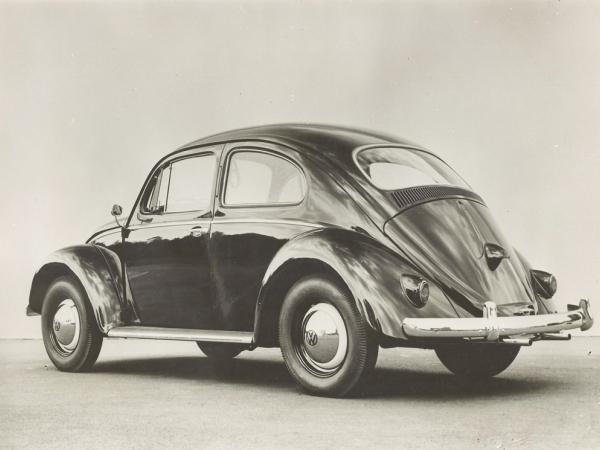 Volkswagen Sedan 1959