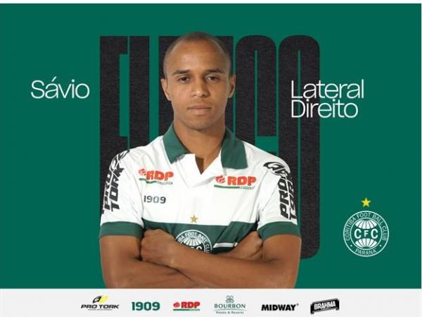 Sávio: ex-Cruzeiro e Ponte Preta