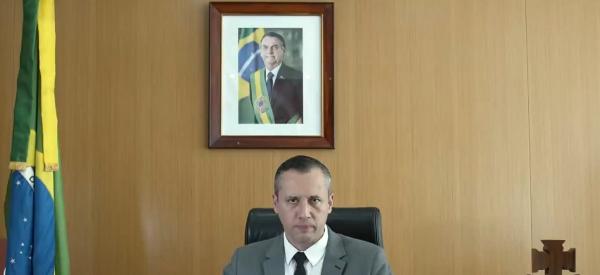 Pronunciamento do secretário de Bolsonaro