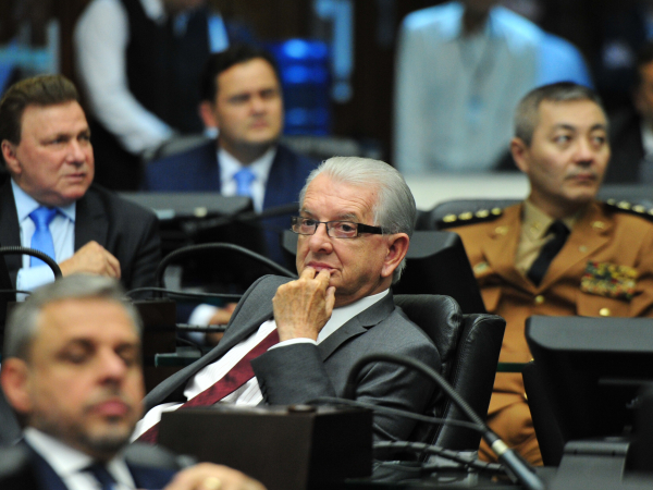 Justus: deputado disse que desistiu da disputa para não causar constrangimento em colegas