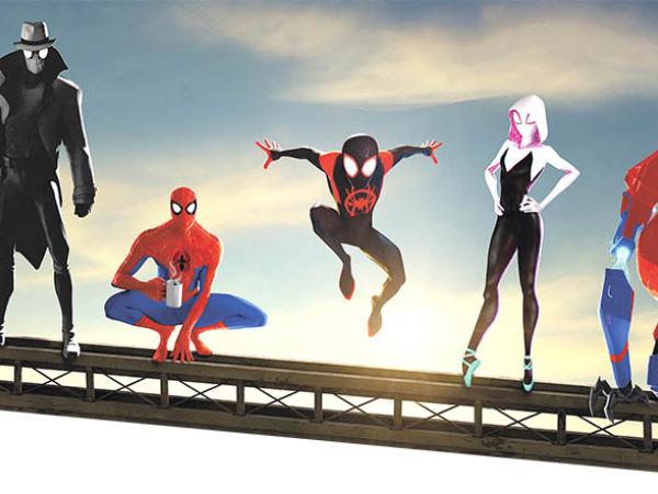 Os seis Homens-Aranhas do filme