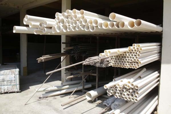 Tubos de conexão: matéria-prima teve alta de preço e escassez