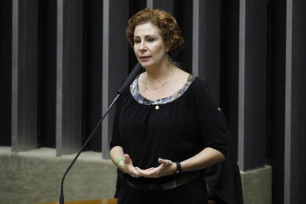 Carla Zambelli (PSL/SP): Em junho ela gastou R$ 4 mil da cota parlamentar com uma firma que trabalha na edição do conteúdo que posta