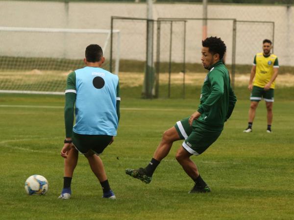 Rafinha em treino no Coritiba