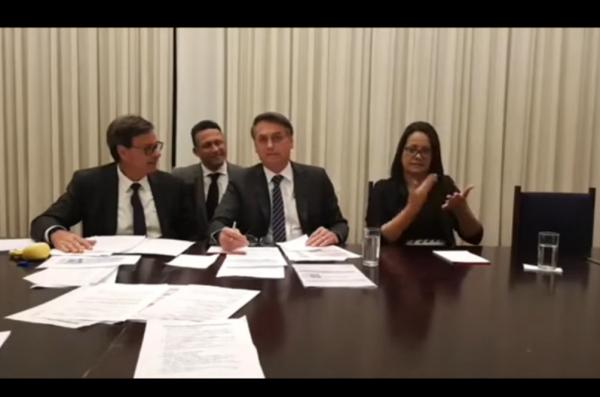 Bolsonaro no youtube