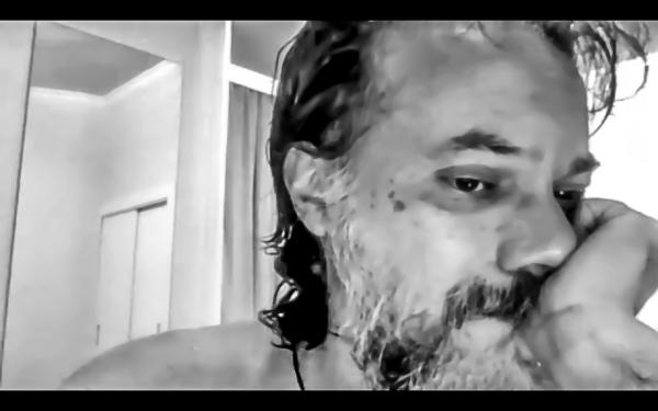 Jean Mendonça , idealizador e ator do curta 'Aos Meus Filhos'.