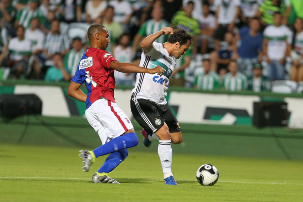 Coritiba 1 x 0 Paraná Clube, pelo Paranaense 2017