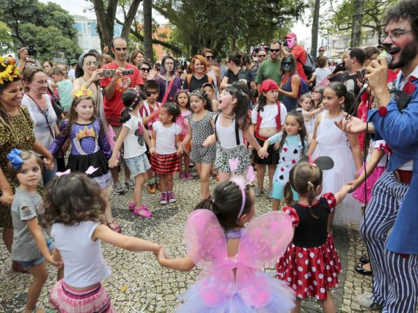 A programação começa neste domingo e segue até o início de março, Na imagem, Garibaldinhos, no setor Histórico.