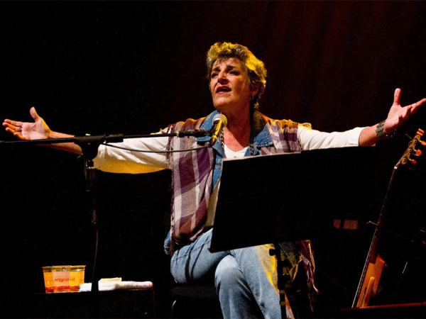 Fátima Guedes: 40 anos de carreira