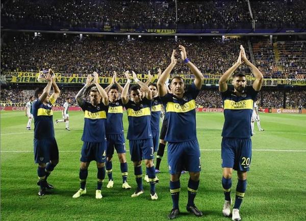 Boca na Bombonera: argentino com melhor campanha em 2019