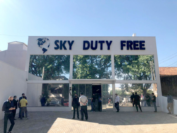 Duty Free em Foz: até US$ 300 de compras livres