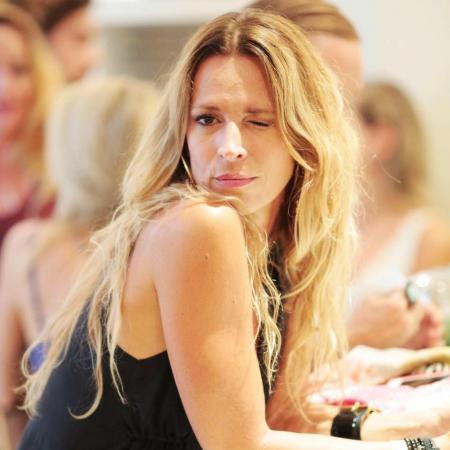 A beleza de Bettina Martinelli dispensa comentários