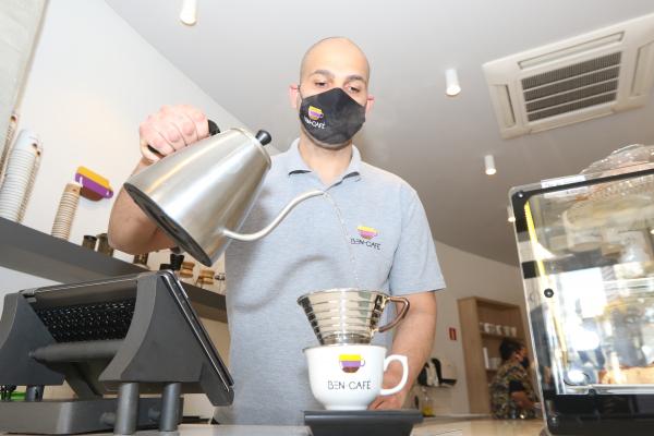 A Ben.Café foi um dos 665 negócios de Curitiba ajudados pela iniciativa