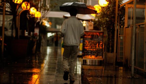 Curitiba tem chuva de 40 mm nesta quarta. Já faz frio na Capital. Veja a previsão para quinta