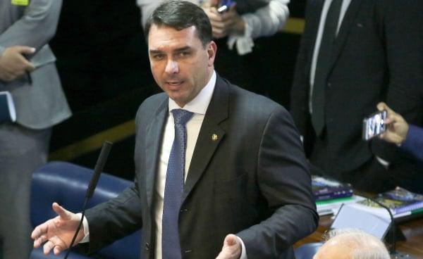 Flávio Bolsonaro (PSL/RJ): defesa alega devassa