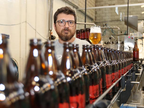 Way Beer, de Pinhais, é uma das marcas mais tradicionais