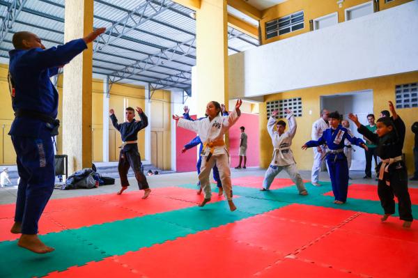 Grupo participará da Copa Curitiba de Morganti Ju-Jitsu