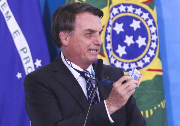 """Bolsonaro: """"Jogo político"""""""
