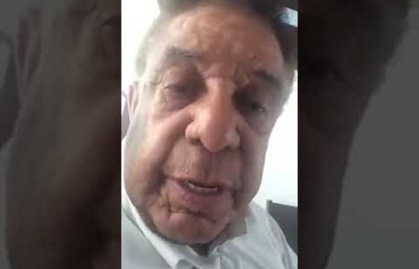 Agnaldo Timóteo detona curitibanos e vereador propõe moção de repúdio contra cantor