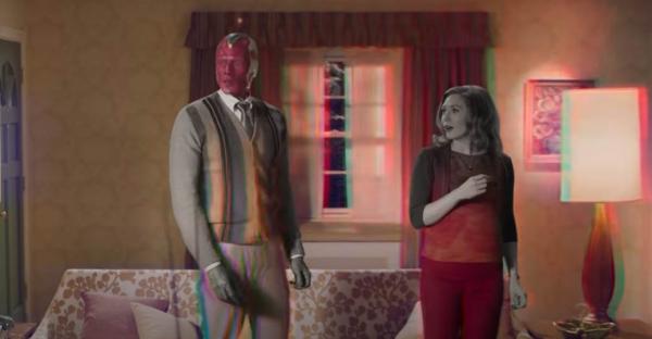 Marvel divulga primeiro trailer da série 'WandaVision'; assista - Bem Paraná