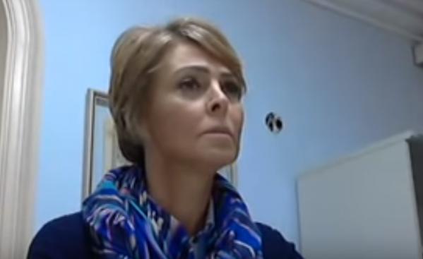 Fernanda Richa em depoimento ao Gaeco