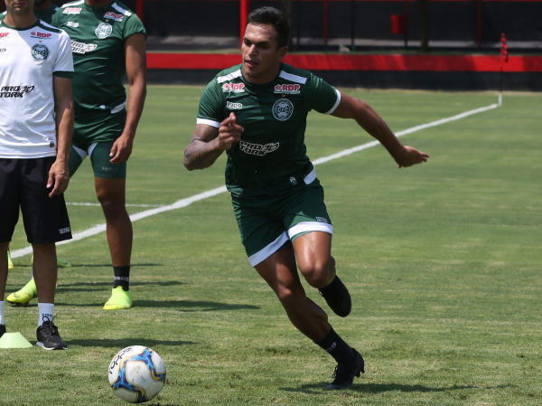 Robson: de volta ao time do Coritiba
