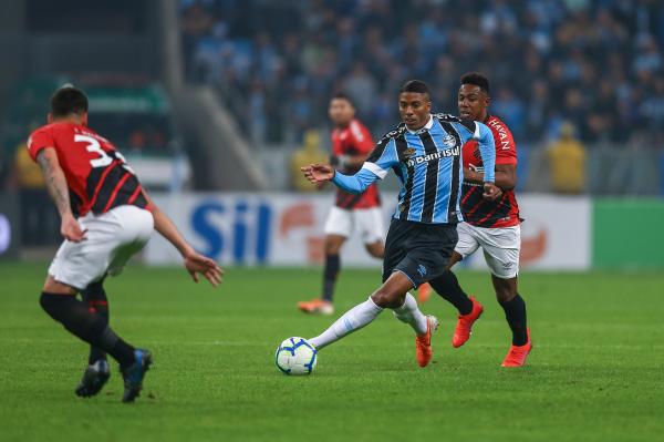 Grêmio 2 x 0 Athletico