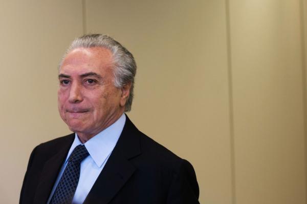 Defesa de Temer volta a pedir suspeição de Rodrigo Janot ao STF