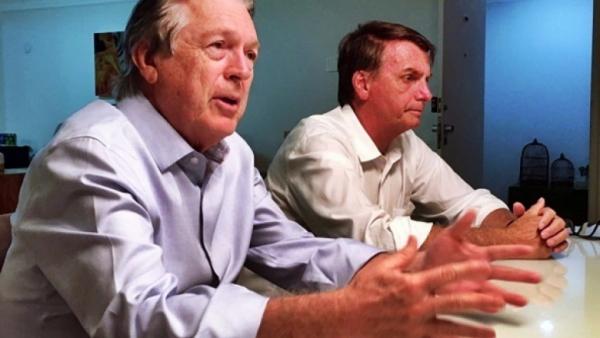 Bolsonaro pede para apoiador esquecer o PSL e diz que Bivar está 'queimado'  - Bem Paraná