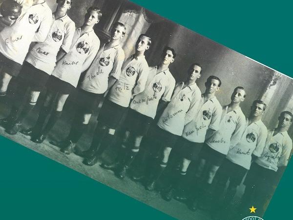 O time campeão do Paranaense de 196