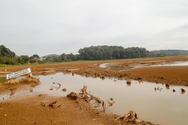 Paraná usa tecnologia para conscientizar sobre uso racional da água