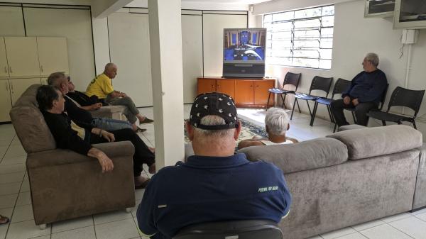 unidade emergencial criada para proteger esse público da contaminação do coronavírus funciona no bairro Guabirotuba e oferece 60 vagas