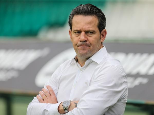 """Argel Fucks: """"Ainda é uma equipe nova"""""""
