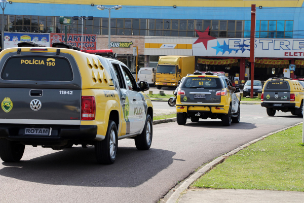 Frota: PM tem consumo anual estimado em 9,7 milhões de litros, a um valor de R$ 37,7 milhões.