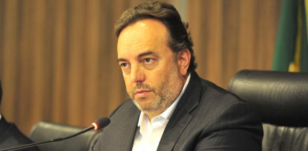 O deputado Fernando Francischini (PSL): CCJ vota proposta amanhã
