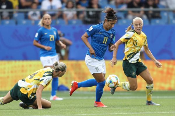 Resultados do fim de semana favorecem o Brasil na Copa do Mundo Feminino