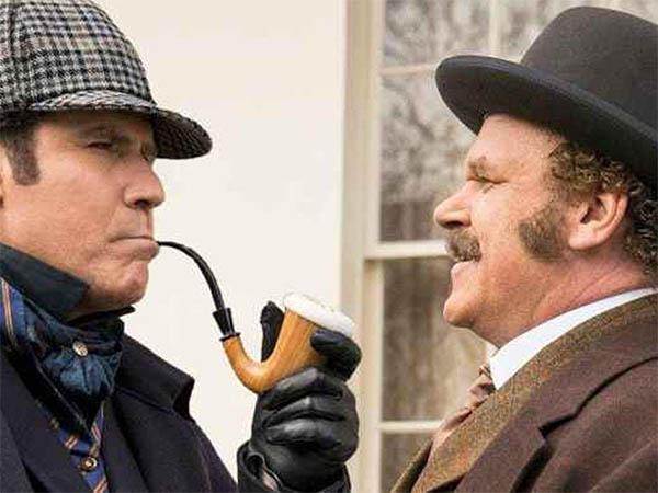 'Holmes e Watson': seis indicações