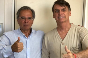 Paulo Guedes afirma que seria natural Ilan permanecer no Banco Central